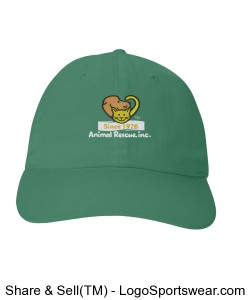 Green ARI hat Design Zoom