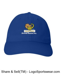 Blue ARI hat Design Zoom