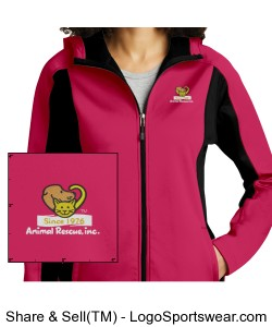 Eddie Bauer® Ladies Trail Soft Shell Jacket Design Zoom