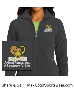 ARI Fleece Jacket Design Zoom